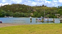 Whitianga;Mercury_Bay;Coromandel;sandy_beaches;bachs;holiday_homes;blue_sky;blue