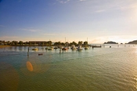Paihia_Opua;Northland;boating;al_fresco_eating;out_door_eating;harbour;blue_sky