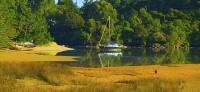 Golden_Bay_Coast;Golden_Bay;River;sandy_beaches;rocky_shorelines;state_highway_2