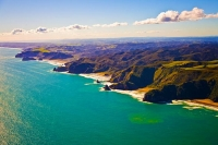 Aerial;Auckland_West_Coast_Beaches;Bethells_beach;Anawhata_beach;fishing;angling