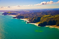 Aerial;Auckland_West_Coast_Beaches;Bethells_beach;Anawhata;beachfishing;angling;