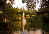 New_Plymouth;Taranaki;Pukekura_Park;Fountain;Pukekura_Park;Fountain;landscaping;