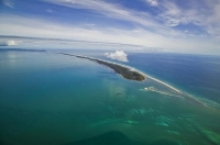 Aerial;Farewell_Spit;Golden_Bay;hills;rivers;Road;bush;native_forrest;golden_san