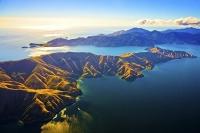 Aerial;Marlborough_Sounds;Marlborough;bush;native_forrest;hills;mountains;Admira