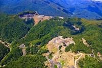 Aerial;Reefton;West_Coast;mountains;valleys;Inangahua_River;Grey_Valley;Hilltop_