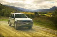 4x4_on_Bush;Buller_Region