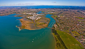 Auckland West Images