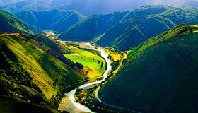 Buller region River Images