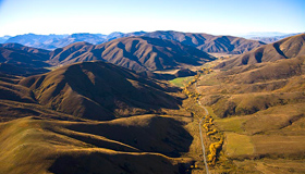 Lindis Pass Images
