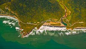 Punakaiki Coast Images