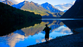 Road To Milford Sound Images