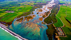 SOUTH ISLAND RIVER IMAGES