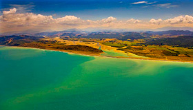 Waiapu River Images