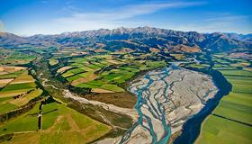 Waimakariri River Images