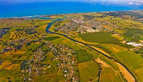 Waioeka River Images