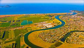 Whakatane River Images